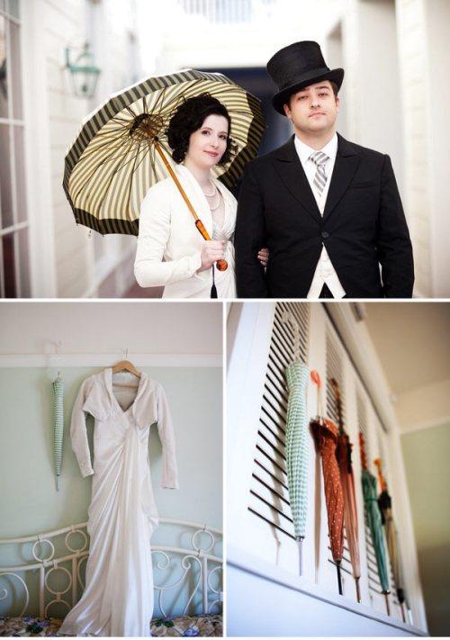 Downton Abbey-esque Wedding