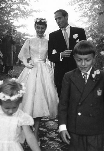 1950s Bridal Inspiration