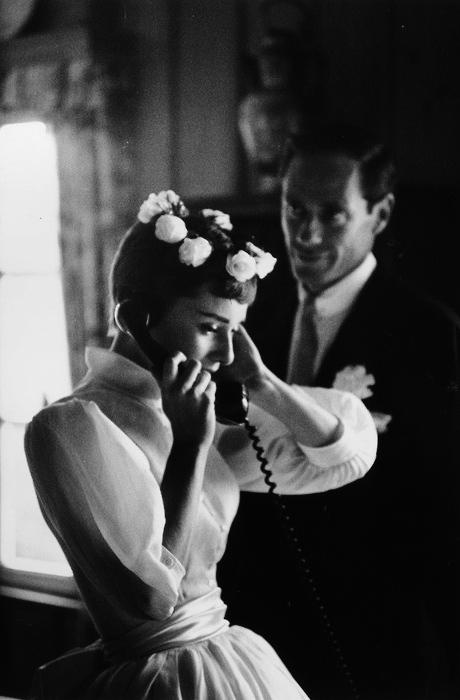 Whimsical Bridal Headdress