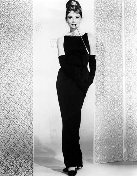 Bridesmaid Inspiration - Chic Black Dress
