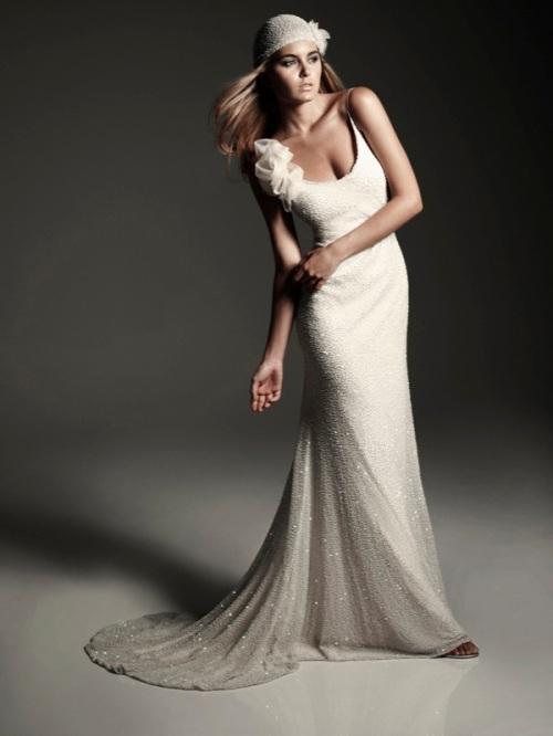 Johanna Johnson Charlie Sheath Dress