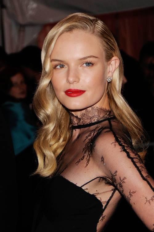 Kate Bosworth 1940s Pin Curls Hair