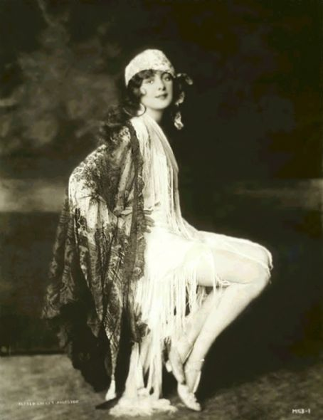 1920s Flapper Billie Dove