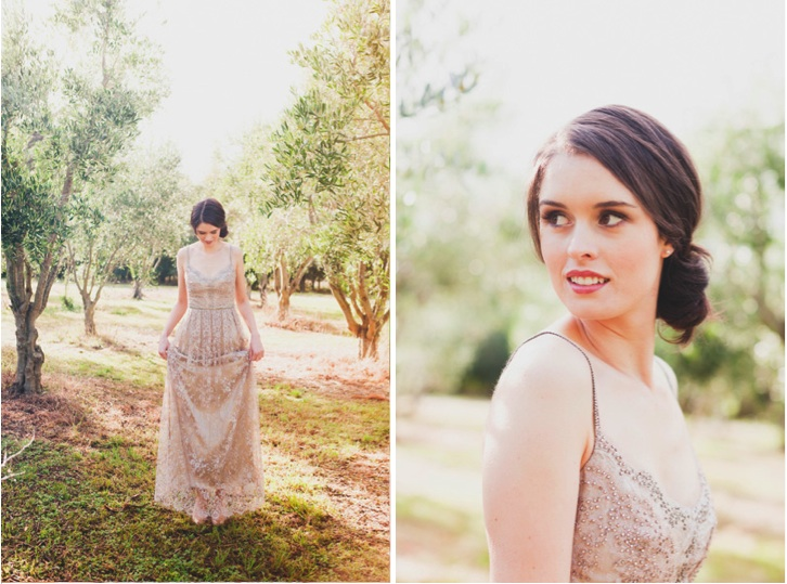Utterly Gorgeous Coloured Gowns for the Unconventional Bride | Chic ...