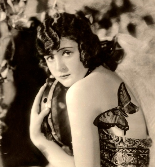 Billie Dove 1920s Marcel Waves