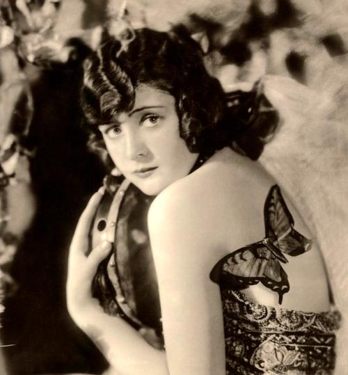 Billie Dove 1920s Marcel Waves