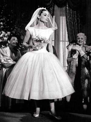 1950s Short Skirt Wedding Dress