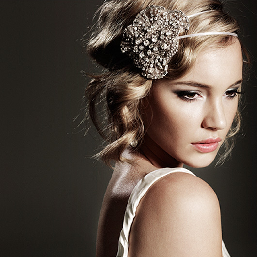 Old Hollywood Glamour And Exquisite Embellishment From