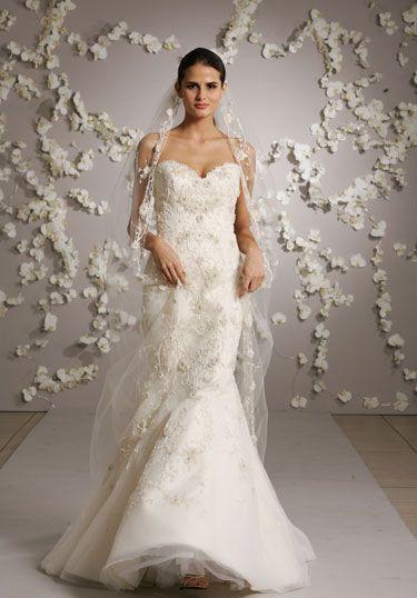 Cherry Blossom Wedding Gown - Weddings Gallery