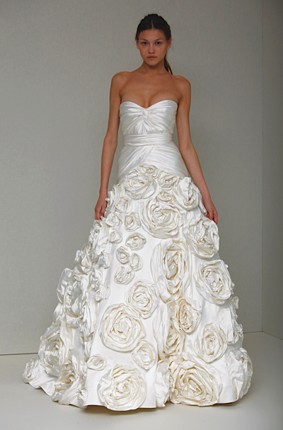 Rose Wedding Dress Addison