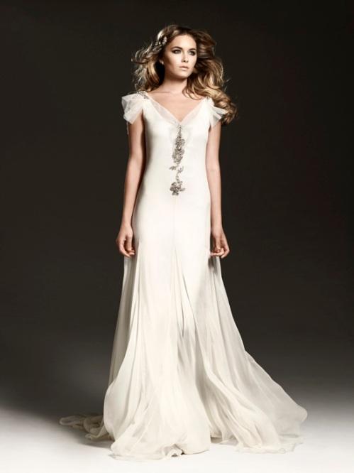 Whimsical Johanna Johnson Bridal Gown