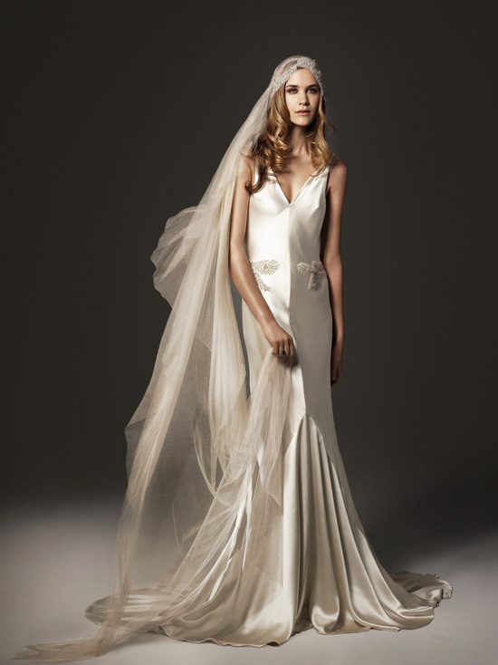 Old Hollywood Glamour and Exquisite Embellishment from Johanna ...