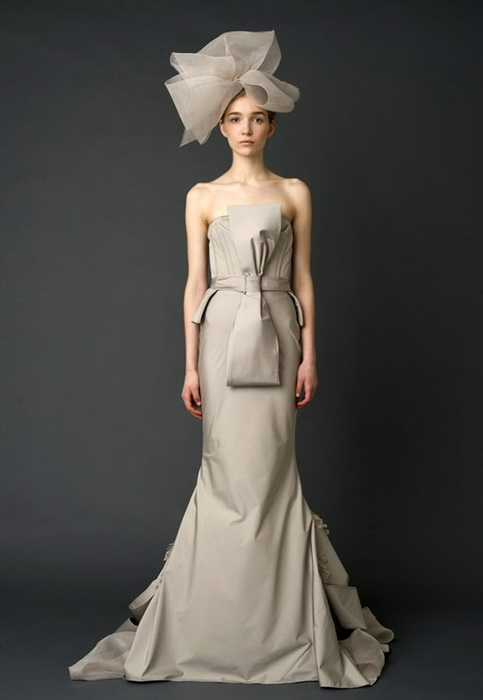 Stone Bridal Gown